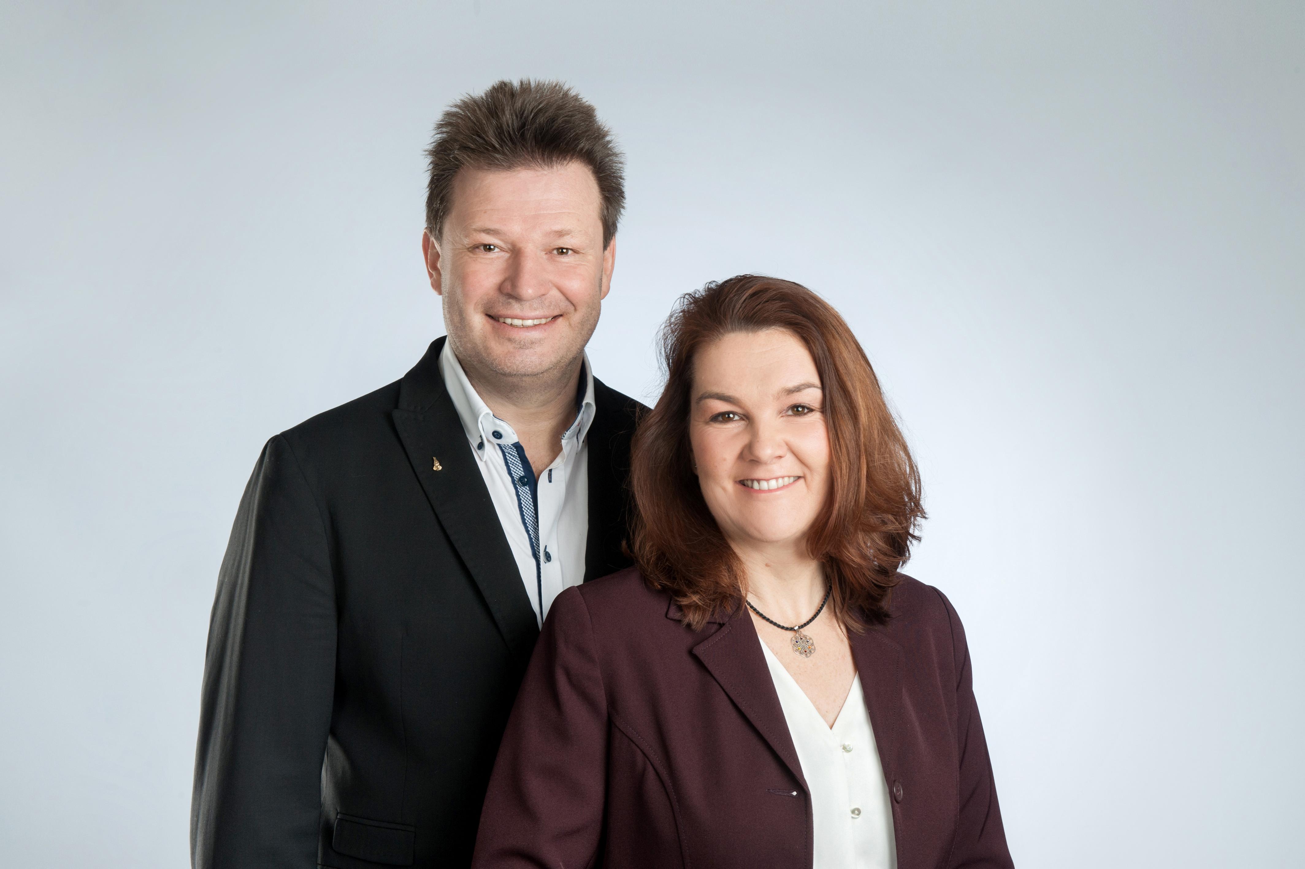 Ihre Experten: Peter Klein und Eva Kroc